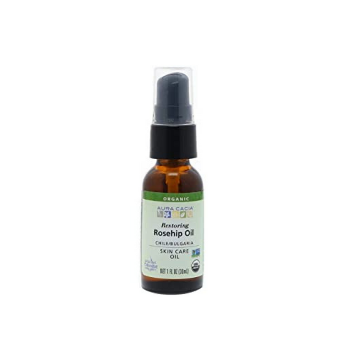 Organic Oil Rosehips 1oz by Aura Cacia