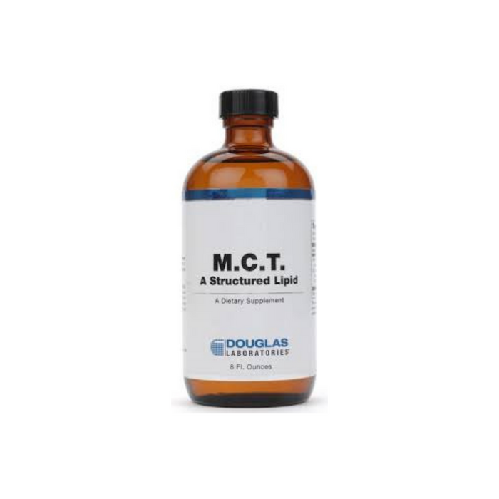 M.C.T. A Structured Lipid liquid 8 oz by Douglas Laboratories