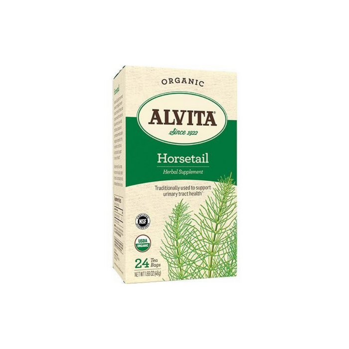 Horsetail Grass Tea Organic 24 Bags by Alvita Teas