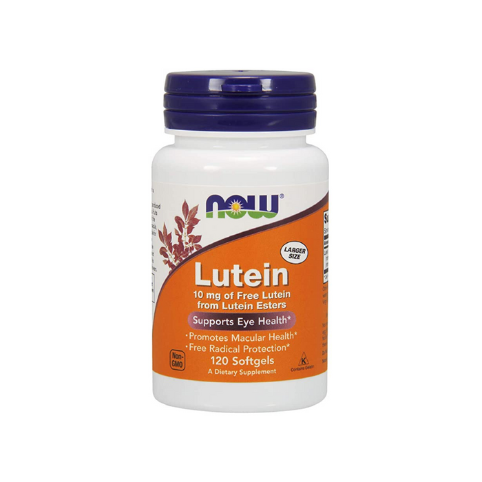 Lutein Esters 120 softgels by NOW Foods