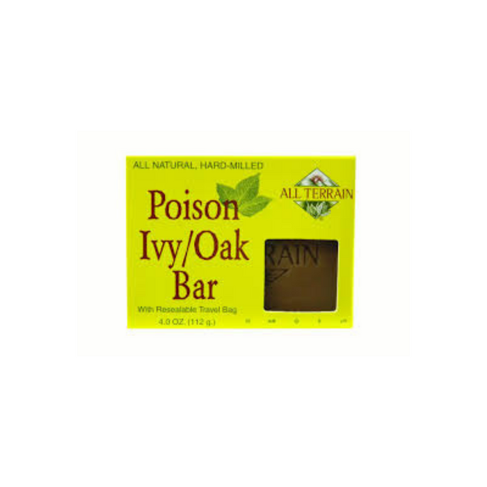 Poison Ivy-Oak Bar 4 oz by All Terrain