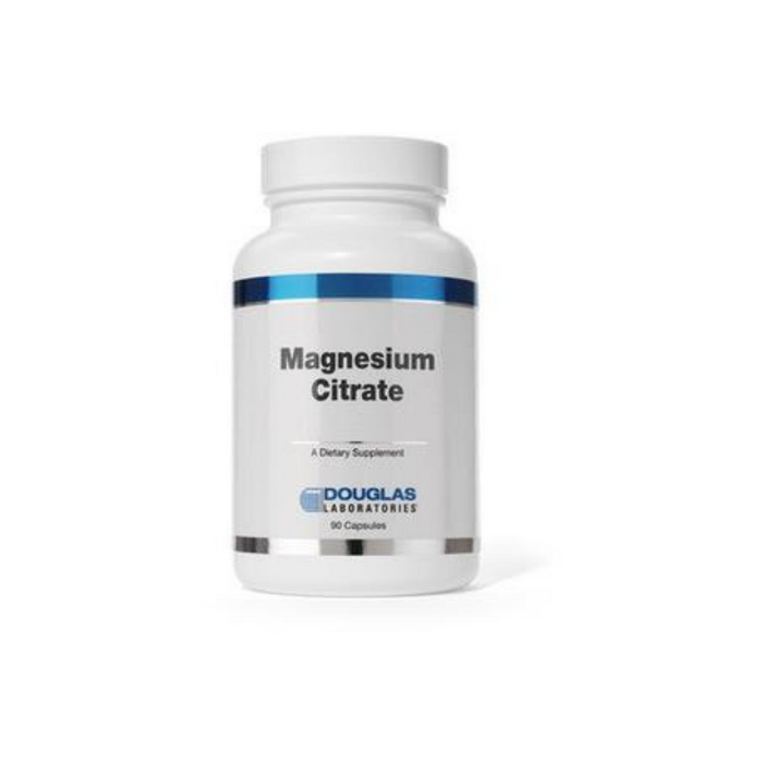 Magnesium Citrate 90 vegetarian capsules by Douglas Laboratories