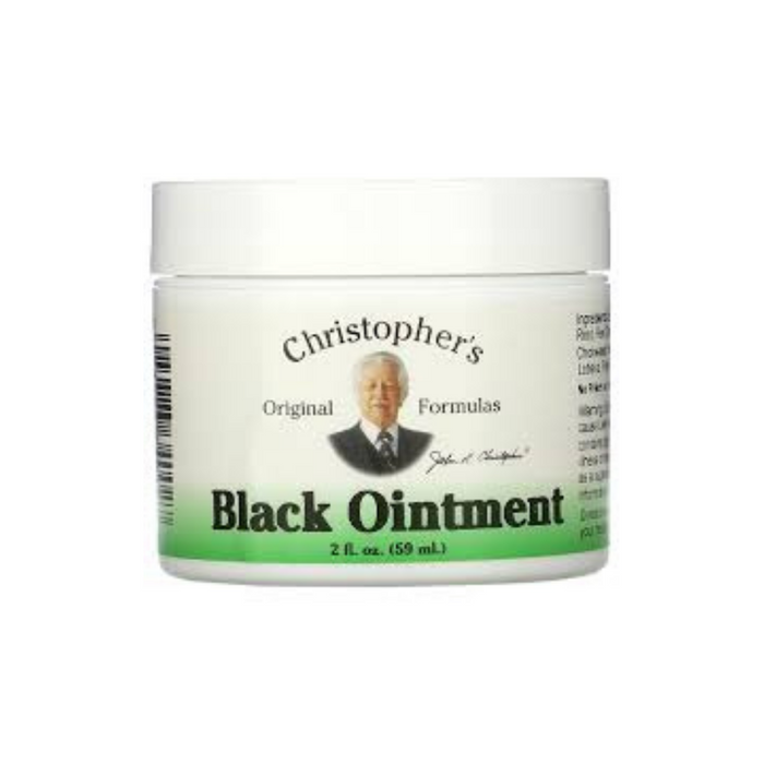 Ointment Black Drawing 2 oz by Christopher's Original Formulas