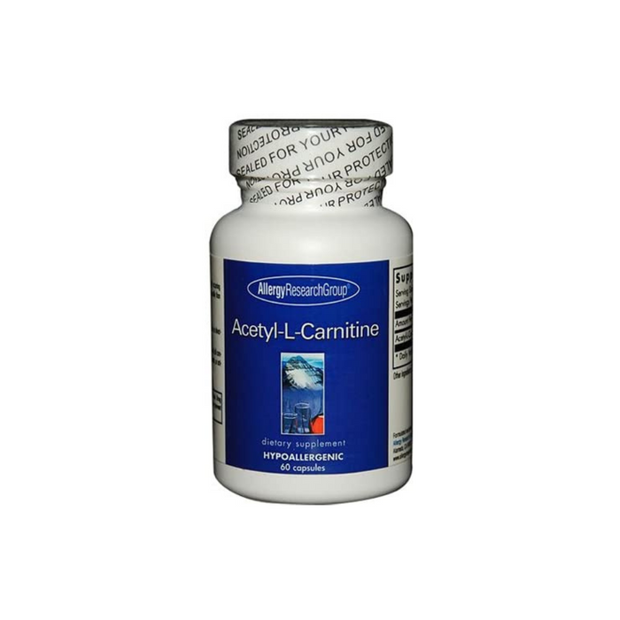 Acetyl-L-Carnitine 250 mg 60 capsules by Allergy Research Group
