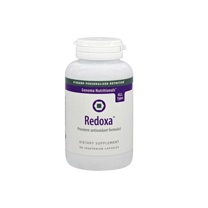 Redoxa 90 vegetarian capsules by D'Adamo Personalized Nutrition