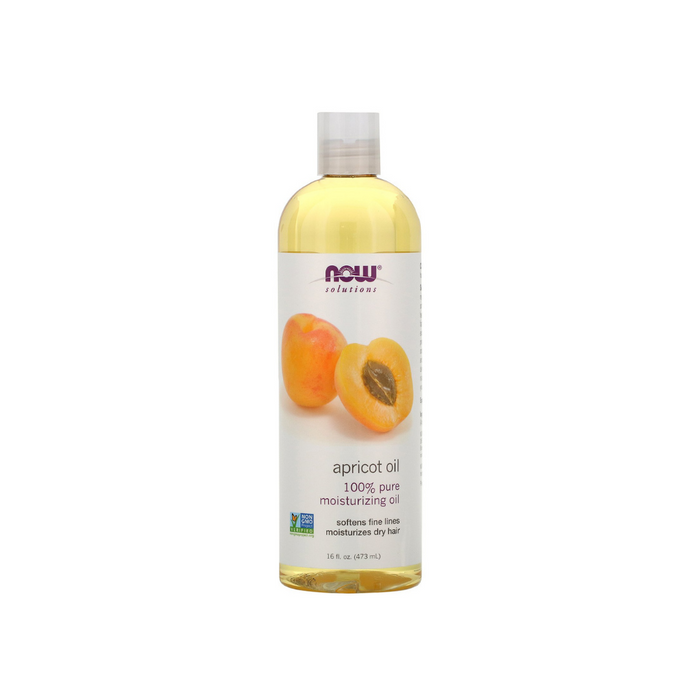 Apricot Kernel Oil 16 oz by NOW Foods