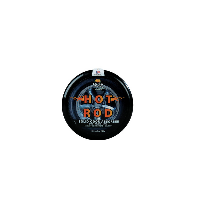 On The Go Solid Air Freshener - Hot Rod 7 oz by Citrus Magic