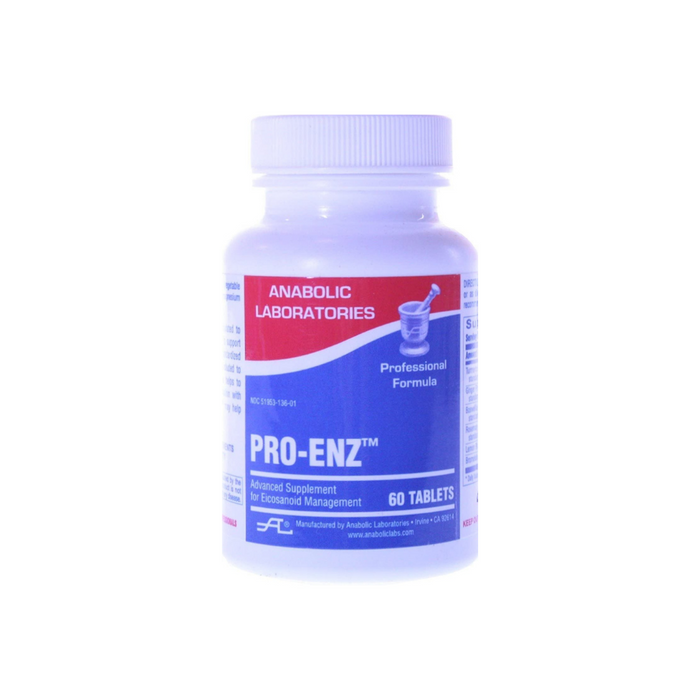 Pro-Enz 120 tablets by Anabolic Laboratories