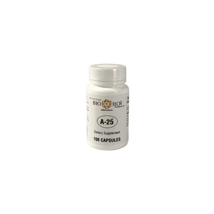 A-25 100 capsules by BioTech Pharmacal