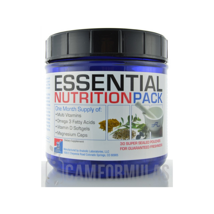 Essential Nutrition Pack by Anabolic Laboratories