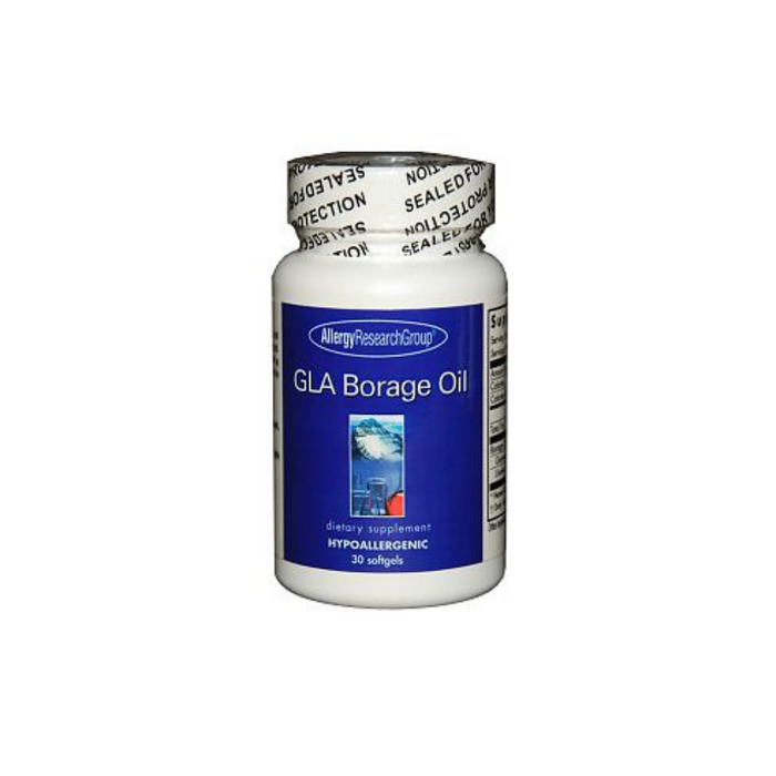 GLA Borage Oil 1300 mg 30 softgels by Allergy Research Group