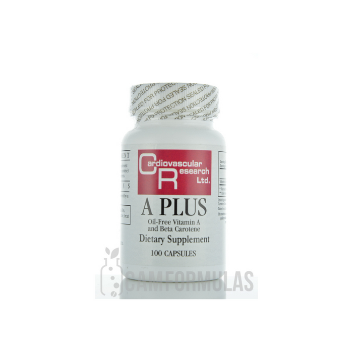 A Plus 100 capsules by Ecological Formulas