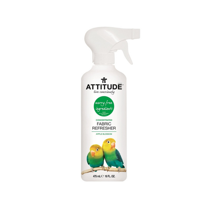 Fabric Refresher Concentrated Apple Blossom 16 oz by Attitude