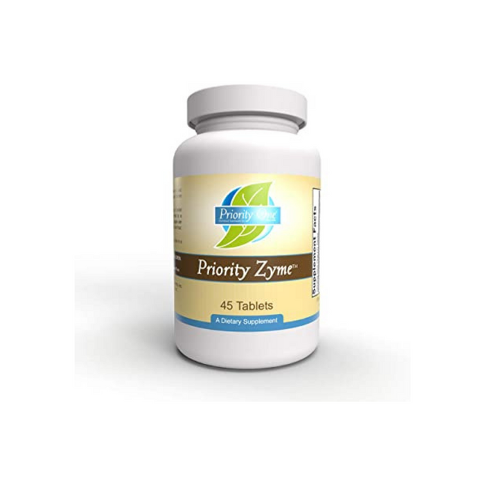 Priority Zyme 45 tablets by Priority One
