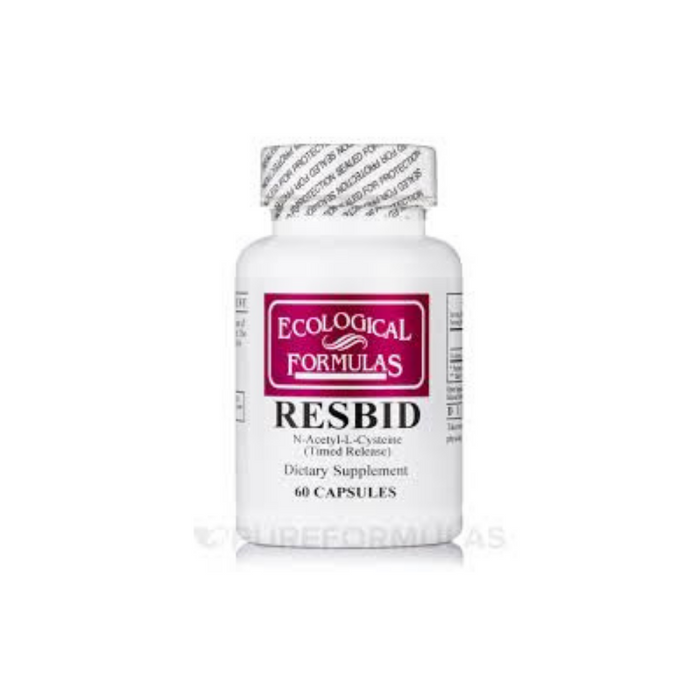 Resbid 60 capsules by Ecological Formulas
