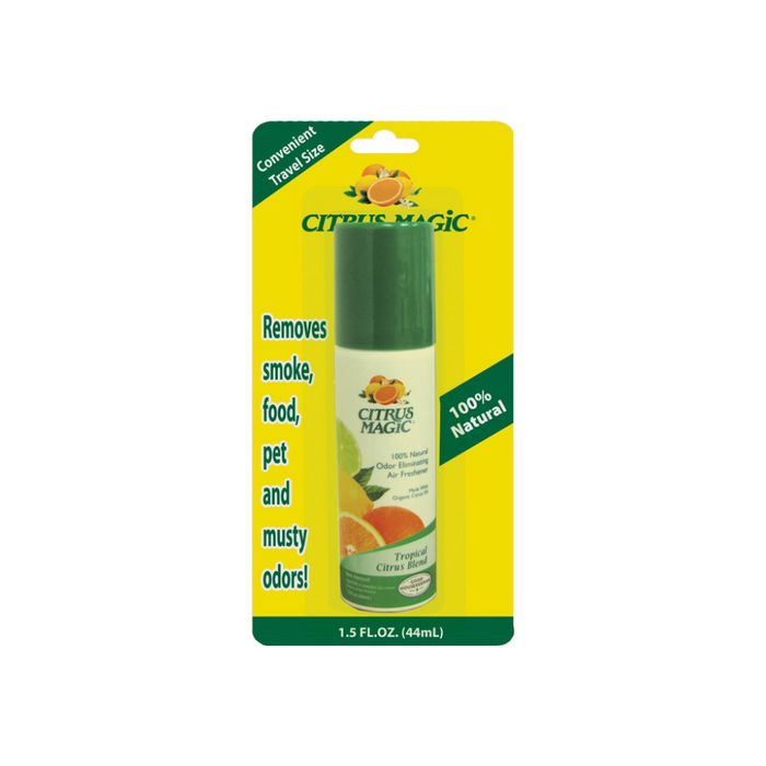 Odor Eliminating Air Freshener Blister Pack 1.5 oz by Citrus Magic