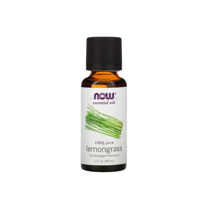 Lemongrass Oil 1 oz. by NOW Foods