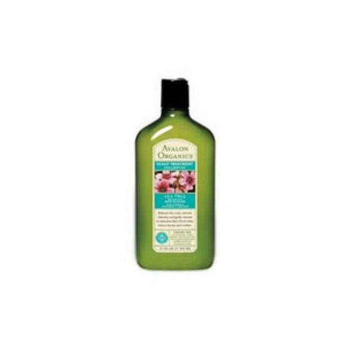 Conditioner Tea Tree Scalp Treatment 11 Oz by Avalon Organics