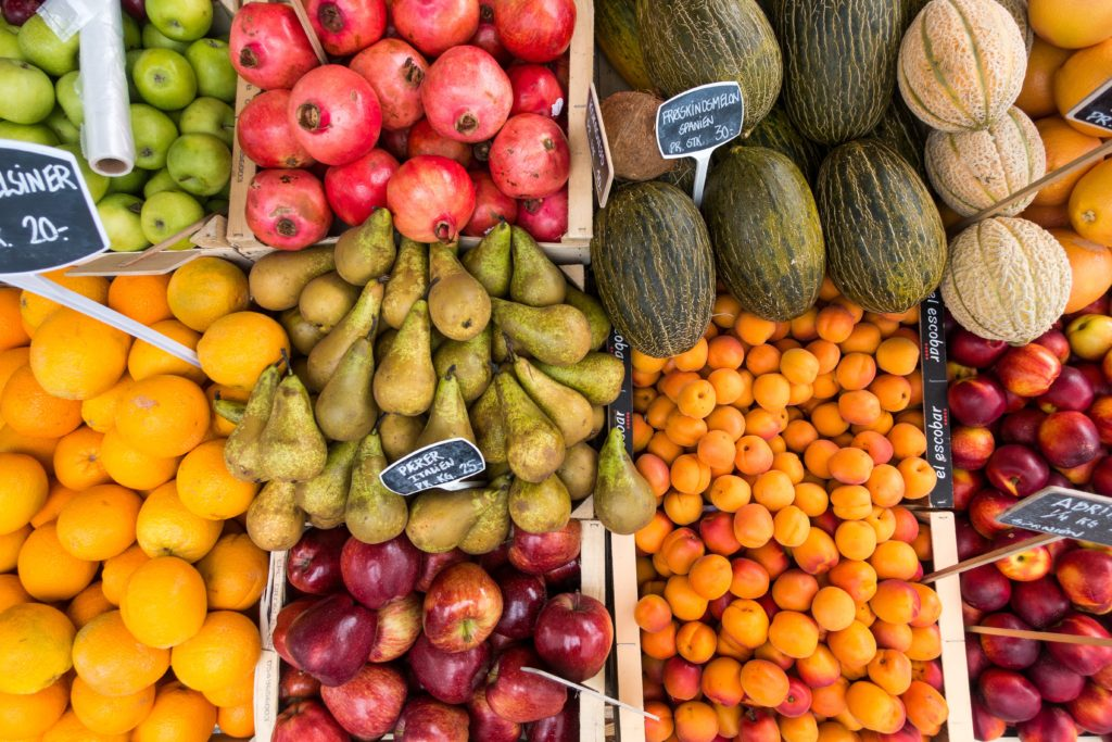 fruits and vegetables fight inflammation