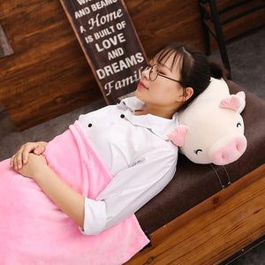 Ruby the Cuddly Pig - Samo Gifts