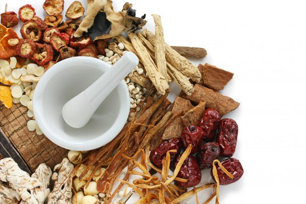 Allergy options: we've got Traditional Chinese herbs for that!