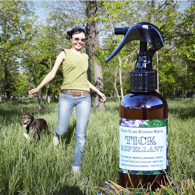 Our famous tick spray is back!