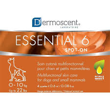 Dermoscent Essential 6 Spot On Treatment