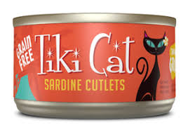 Tiki Cat Canned Wet Food and Seafood