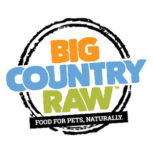 Big Country Raw Pure Formulas