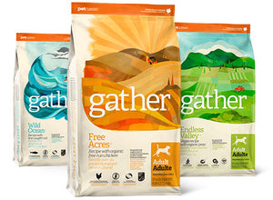 Gather Dry Dog Food