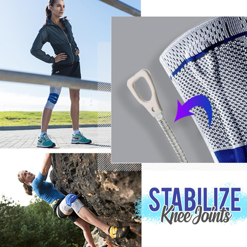 3D Weaving Knee Brace Wellness DazzlingBreeze