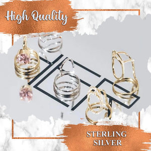 Adjustable Cuticle Cuff Ring Set Accessories Huggy Bazaar