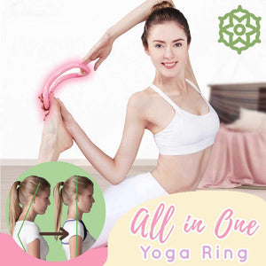 All-in-one Yoga Ring Wellness starryhome