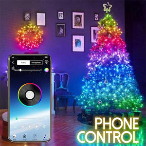 App Controlled Christmas Lights Home DazzlingBreeze