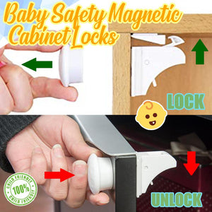 Baby Safety Magnetic Cabinet Lock Kids DazzlingBreeze