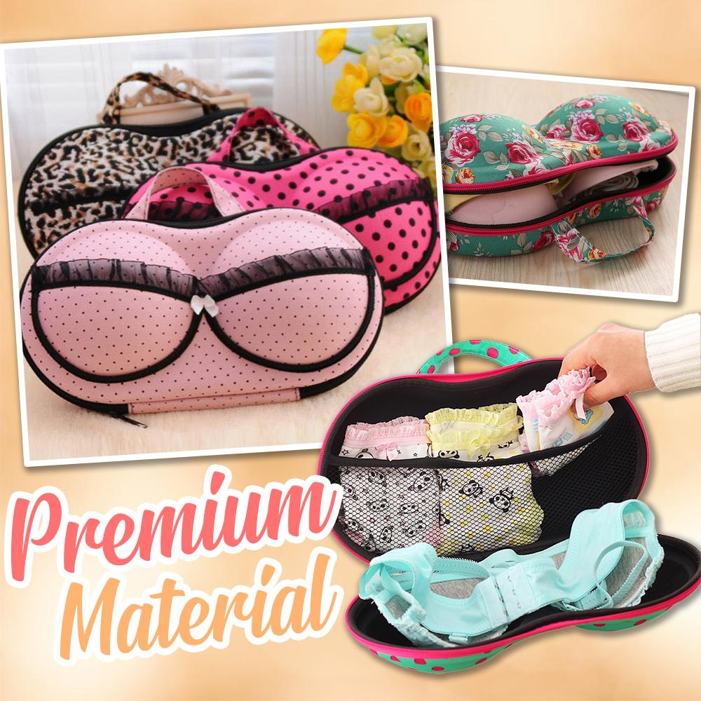 Bra & Panties Travel Organizer Intimate Wear DazzlingBreeze