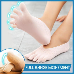 Breathable Five Toes Socks (Buy 1 get 1 free) (2 pairs) Footwear BayfairConcept