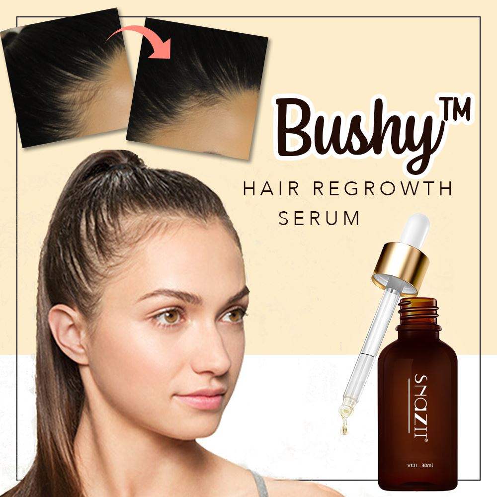 Bushy™ Hair Regrowth Serum Hair MadameFlora
