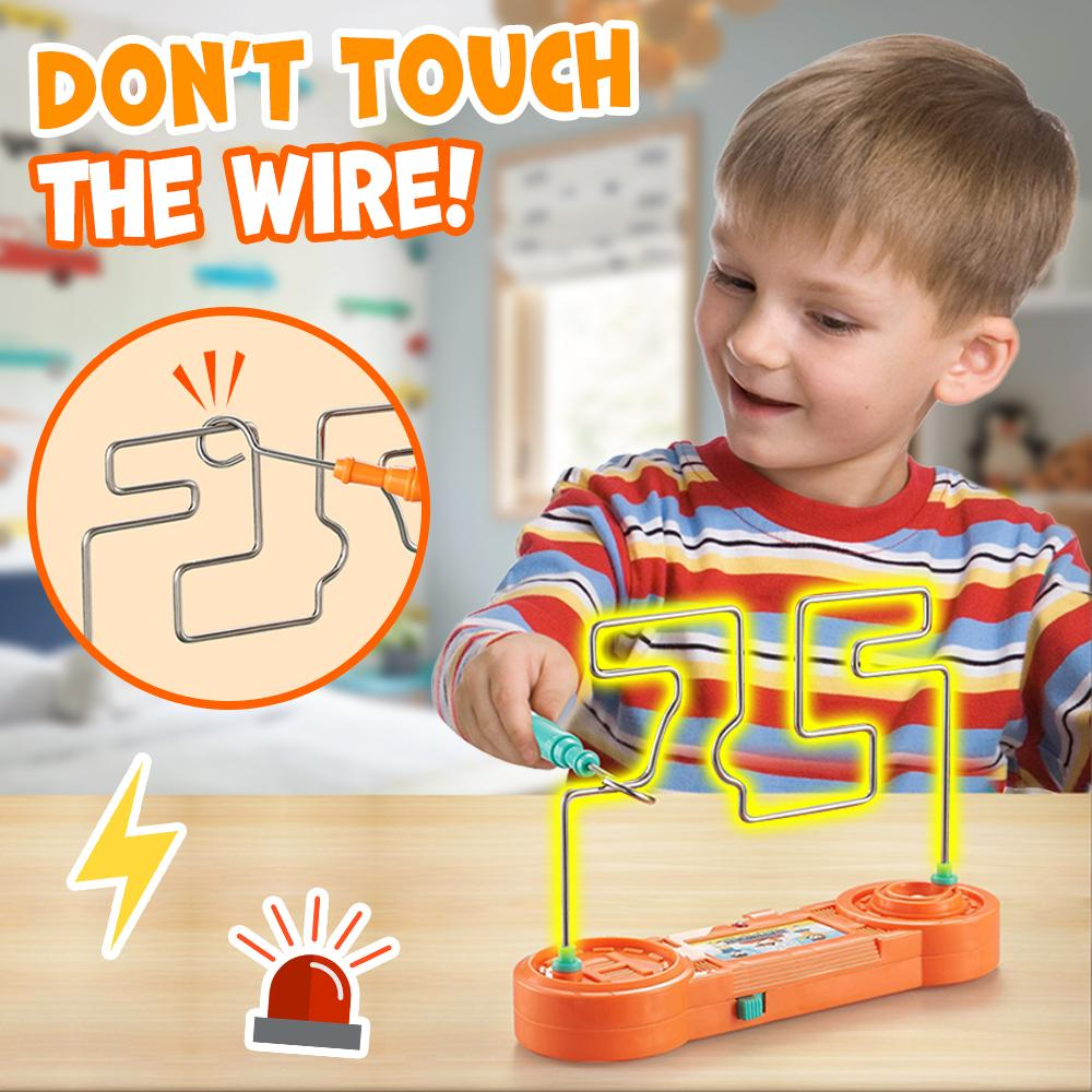 Buzz Wire Game Kids DazzlingBreeze