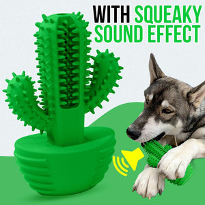 Cactus Dog Toothbrush Pets DazzlingBreeze