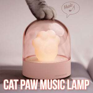 Cat Paw Music Lamp Home DazzlingBreeze
