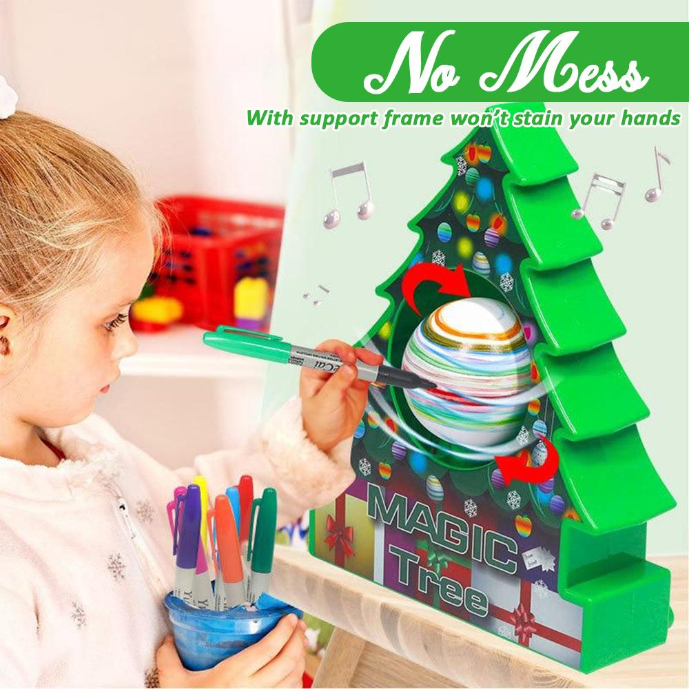 Christmas Ornament Decor Kit Kids MadameFlora