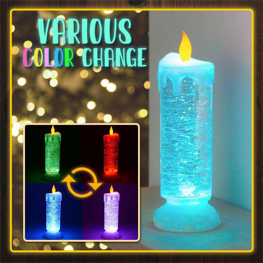 Color Changing LED Candle Kids MadameFlora
