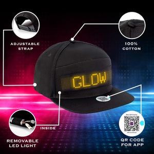 Customize LED Ball Cap Accessories DazzyCandy