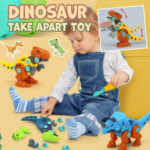 Dinosaur Take Apart Toy Kids DazzlingBreeze