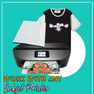 DIY Fabric Transfer Paper (10 Pcs) Kids BayfairConcept