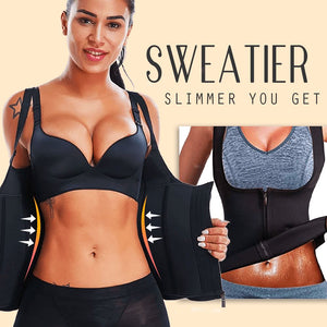 HeatUp™ Waist Shaping Vest intimate wear ladybethel