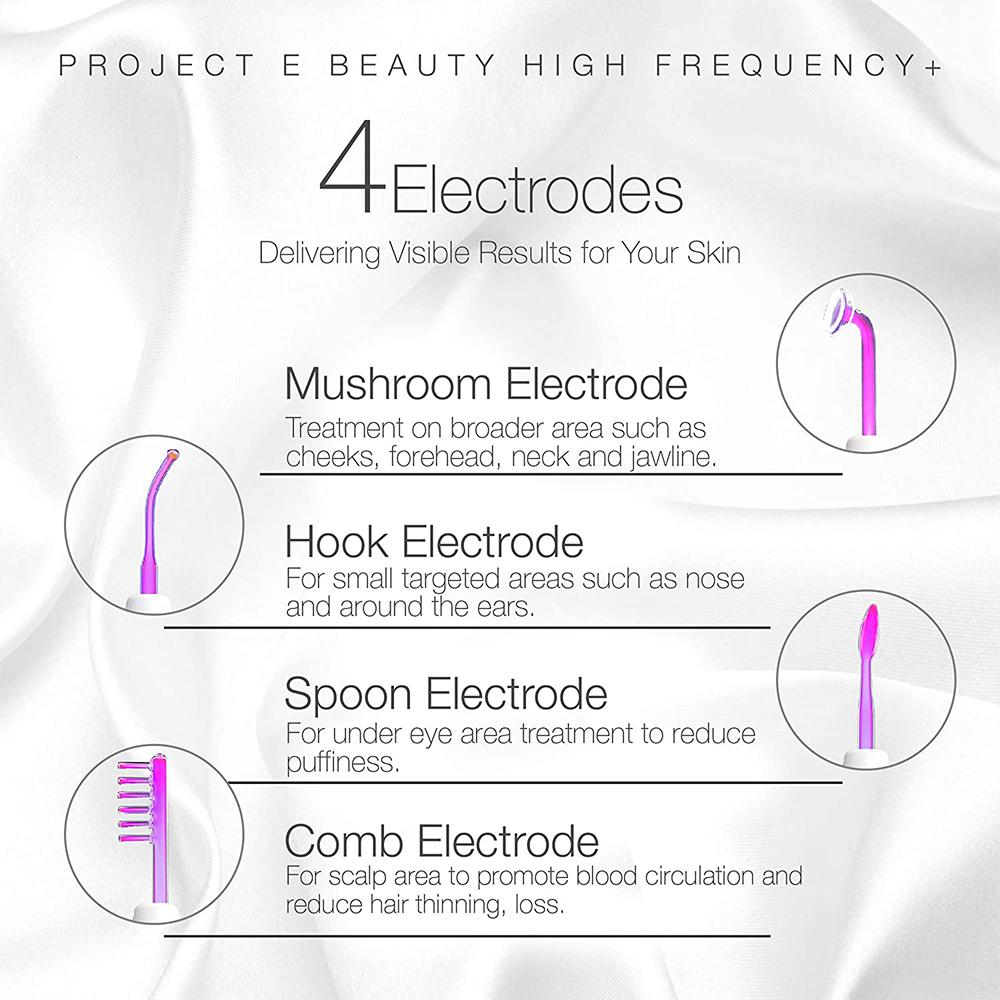 High Frequency Facial Wand Beauty DazzlingBreeze