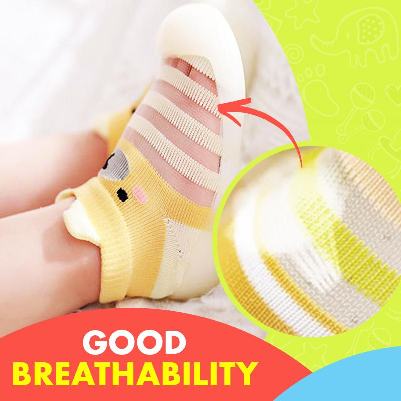 Ice silk Breathable Baby Shoes Kids BayfairConcept