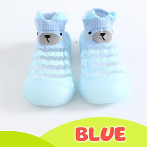 Ice silk Breathable Baby Shoes Kids BayfairConcept Blue US 3.5 (0 to 6 months)